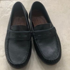 Zara Boys Dark Blue loafers size 13 (32 Eur)